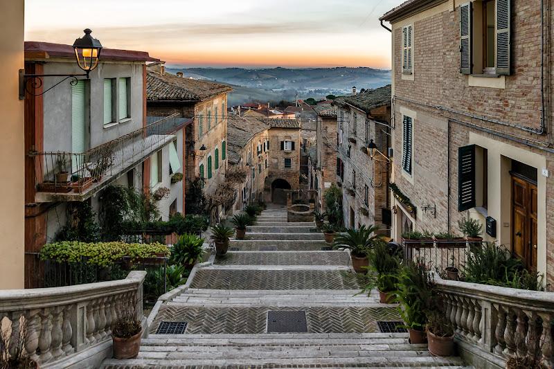 Borgo di Corinaldo di Rawale