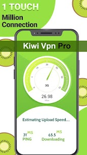 Kiwi VPN Pro – VPN connection proxy changer No Ads 5