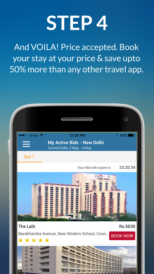 FIND MY STAY -BEST HOTEL DEALS- screenshot