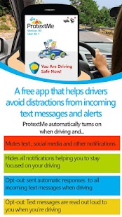 ProtextMe Safe Driving FREE- screenshot thumbnail
