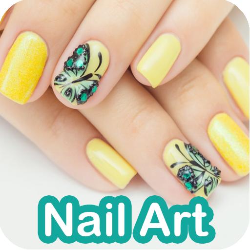 New Nail Art Design 遊戲 App LOGO-硬是要APP