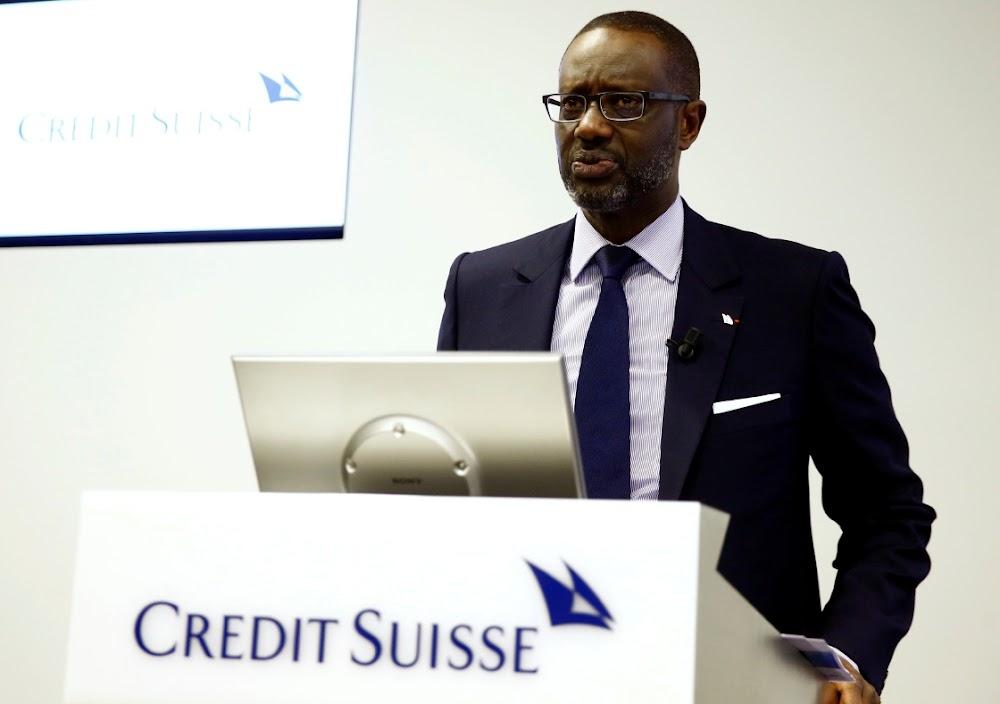 Credit Suisse sal nie sê of hy personeel wil behou soos die beste talent gaan nie