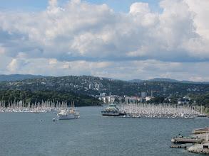 Photo: Small boat harbor