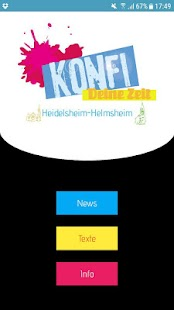 Konfiapp Heidelsheim/Helmsheim - náhled