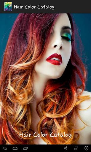 Hair Color Catalog