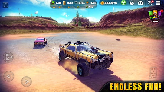 Off The Road – OTR Open World Driving App Latest Version Download For Android and iPhone 8
