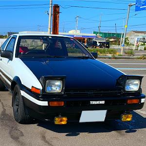 スプリンタートレノ AE86 GT APEXのカスタム事例画像 藤原さんの2019年10月11日18:49の投稿