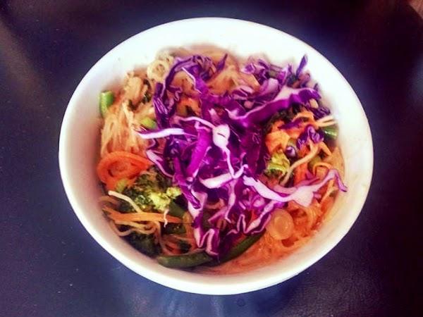 Bangkok Coconut Curry Noodles Recipe