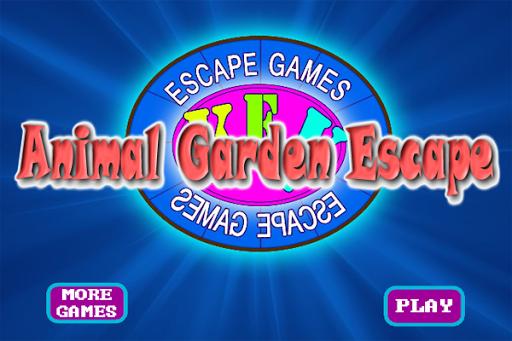 AnimalGardenEscape