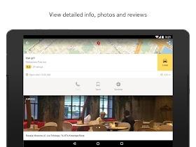 Yandex.Maps - screenshot thumbnail 07