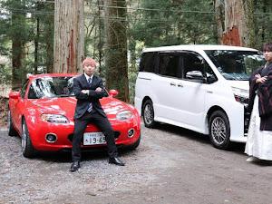ロードスター NCECのカスタム事例画像 こうじ赤茶髪赤車さんの2020年01月13日11:34の投稿