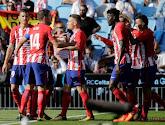 L'Atletico Madrid s'impose au Celta Vigo grâce à Gameiro