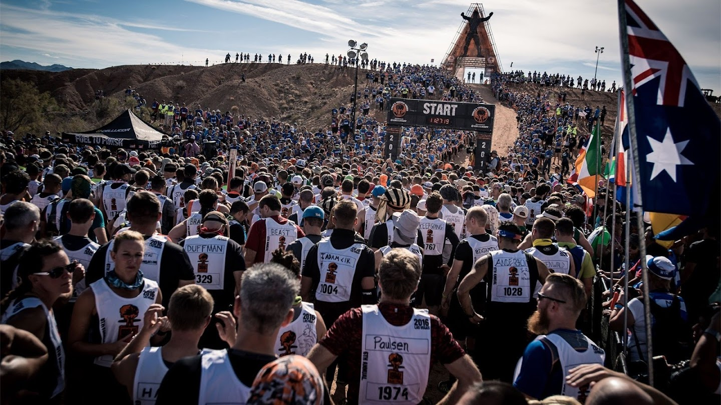 Watch Road to World's Toughest Mudder live