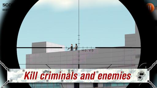 Police sniper: Anti terrorist