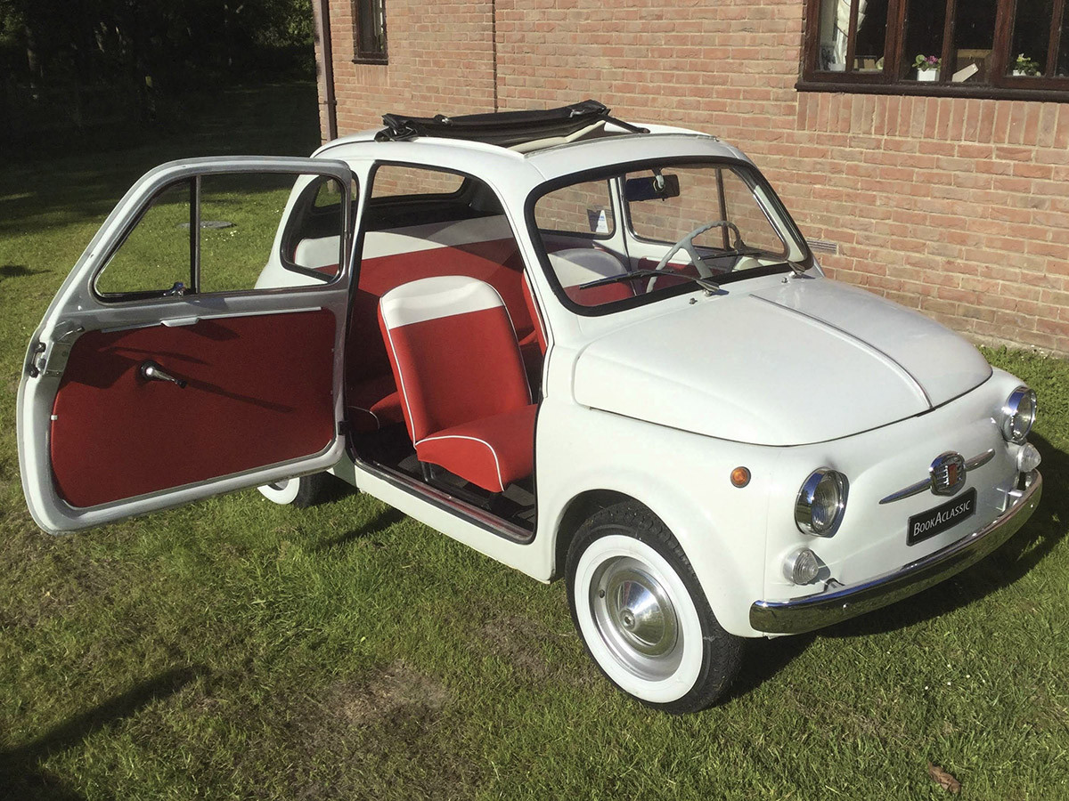 Fiat 500 Hire Norwich
