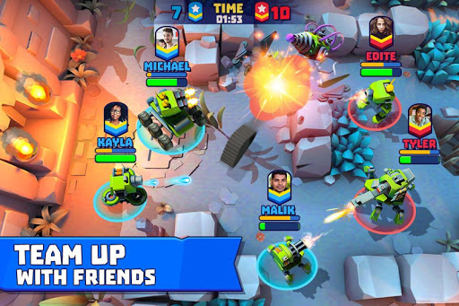 Tanks A Lot! - Realtime Multiplayer Battle Arena 1.28 {cheat|hack|gameplay|apk mod|resources generator} 3