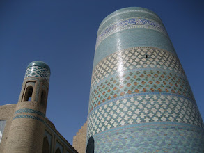 Photo: Khiva - Kalta Minaret