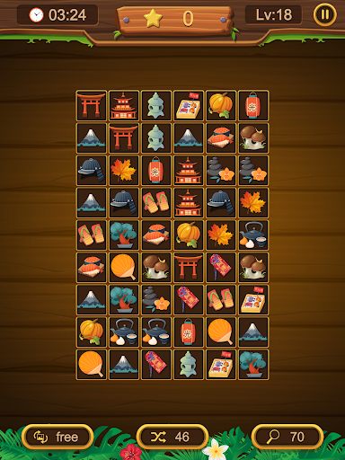 3 Link - Free Tile Puzzle & Match Brain Game 3.4.3 screenshots 7