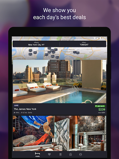 HotelTonight: Book amazing deals at great hotels screenshots 8