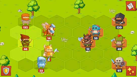 Heroes 2 : The Undead King Apk Download For Android and Iphone 4