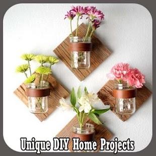 Unikátní domácí projekty doma - náhled