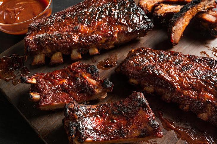 Easy BBQ Baby Back Pork Ribs Recipe