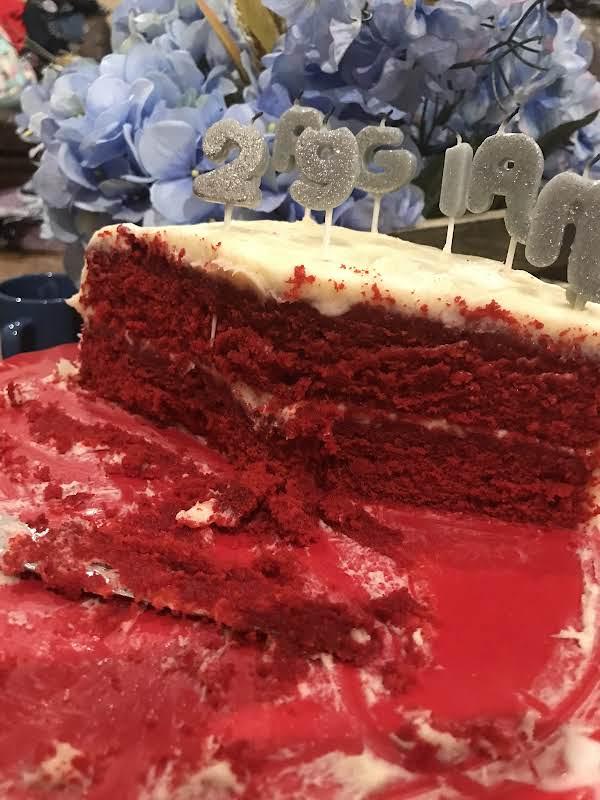 Miss Mama's Red Velvet Cake Recipe