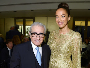 Photo: The celebration was also attended by a host of notable guests honoring the director, producer, actor, and political activist's career and included movie and interview clips culminating in the presentation of The Chaplin Award by Martin Scorsese.  Read more at: http://bit.ly/1hruFvq