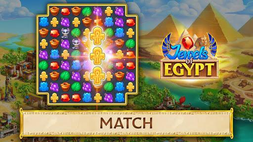 Jewels of Egypt: Match Game 1.6.600 screenshots 9