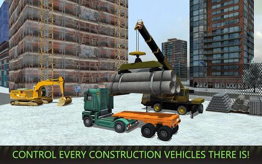 USA Truck Driver: 18 Wheeler 1.4 screenshots 4