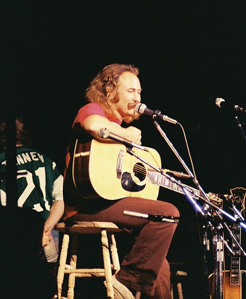 Stories Of Recovery: David crosby