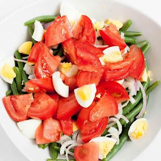 Garden Green Bean Salad