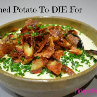 Mashed Potato To Die For.