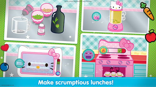 Hello Kitty Lunchbox 1.12 screenshots 2