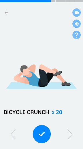 Six Pack in 30 Days - Abs Workout 1.0.2 screenshots 3