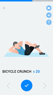 Six Pack in 30 Days – Abs Workout 3