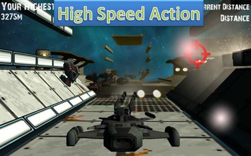 スペースシューター戦争3D