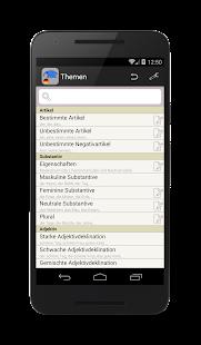 Deutsche Grammatik Pro Apps Bei Google Play