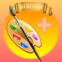 Paint Shape Plus icon
