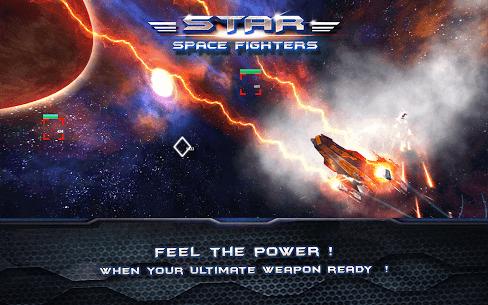 Galaxy War Fighter Mod Apk (Unlimited Money) 9