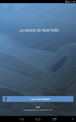LA GRADE DE NEW YORK