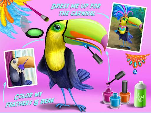 Jungle Animal Hair Salon - Wild Style Makeovers 3.0.35 screenshots 16