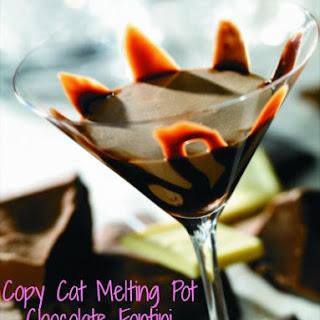 Chocolate Fontini.