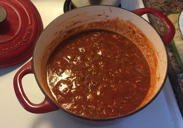 Antonio's Sunday Gravy Recipe