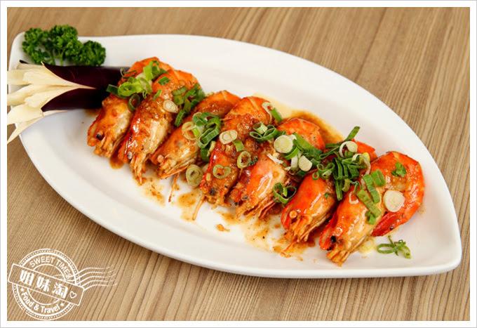 雄出沒岩燒生蠔熱炒餐廳-新菜色檸檬蝦