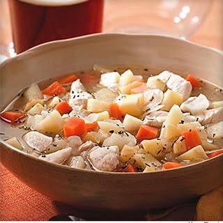 Autumn Chicken Stew