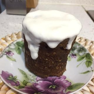 Diet Cupcake in a mug