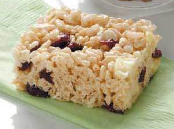 Fruity Cereal Bars Recipe