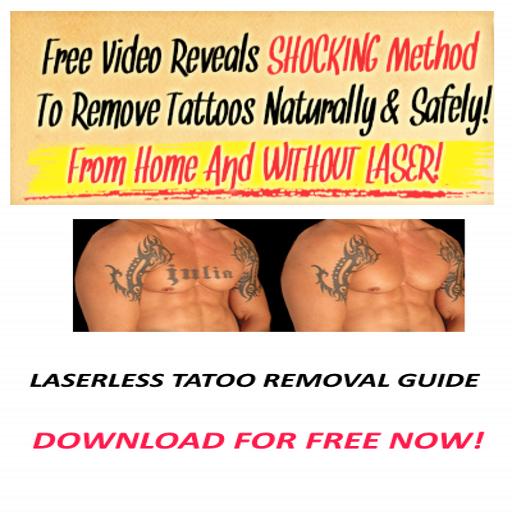 Laserless Tattoo Removal 遊戲 App LOGO-硬是要APP