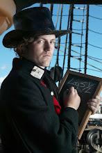 Photo: young midshipman